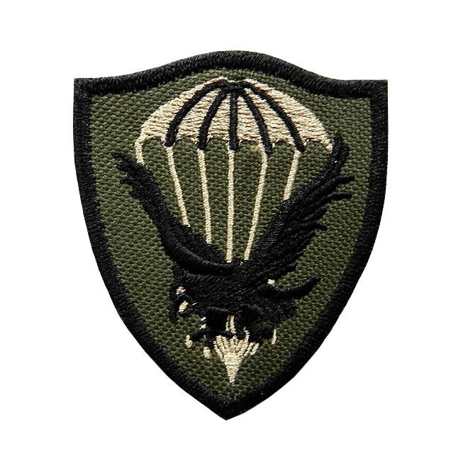 Bordado Paraquedista Exército - Militar Brasil - artigos militares ... a4547c3a3cc21