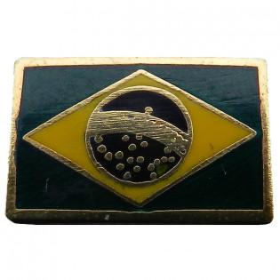 PIN Bandeira do Brasil