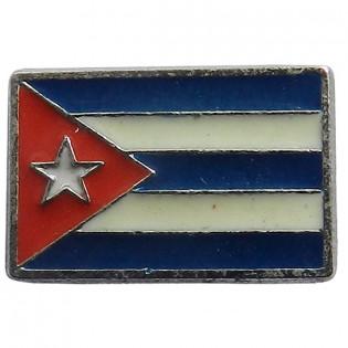 PIN Bandeira Cuba