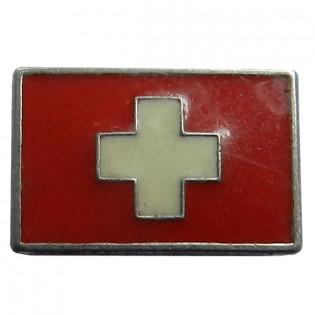 PIN Bandeira Suiça