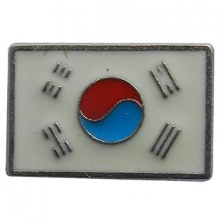 PIN Bandeira Koreia do Sul