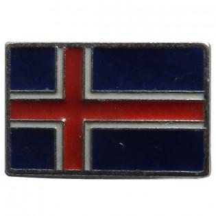 PIN Bandeira Islandia