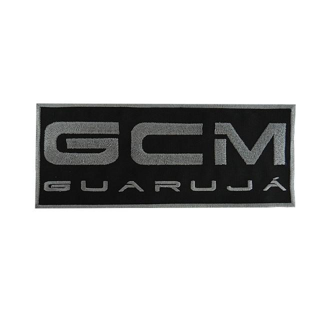 Bordado Tarja GCM Guarujá