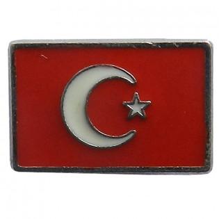 PIN Bandeira Turquia