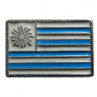 PIN Bandeira Uruguai