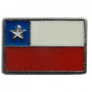 PIN Bandeira Chile