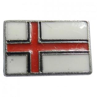 PIN Bandeira Ilhas Faroé