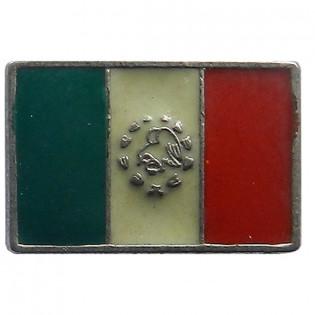 PIN Bandeira México