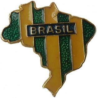 PIN Mapa Brasil