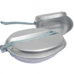 Marmita NA. Aluminio