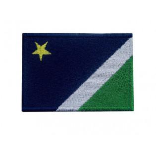 Bordado Bandeira Mato Grosso Sul