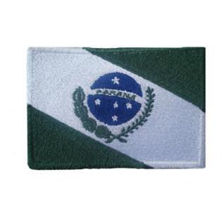 Bordado Bandeira Parana Grande