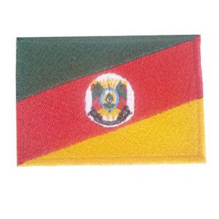 Bordado Bandeira Rio Grande do Sul
