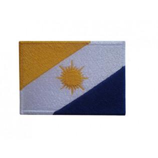 Bordado Bandeira Tocantins