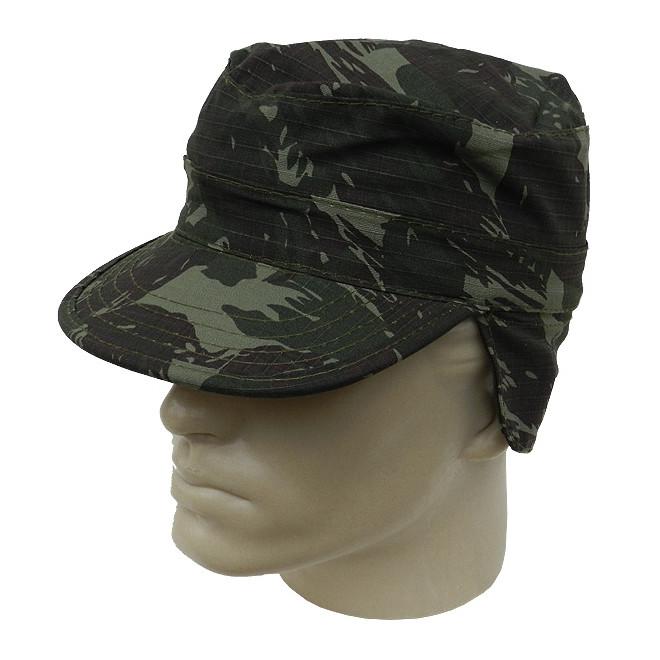 Gorro Chavez - Militar Brasil - artigos militares 33f0586e8a8