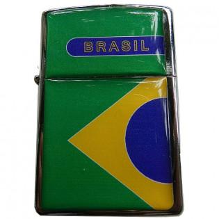 Isqueiro Bandeira Brasil