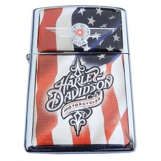 Isqueiro Harley Davidson American