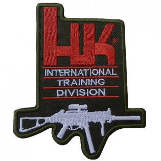 Bordado Hk Training Division