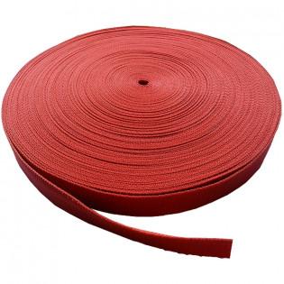 Cinto para Calça 33mm metro - Vermelho