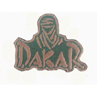 Bordado Dakar Verde