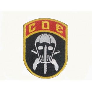 Bordado COE - Comando de Operações Especiais (Controlado)
