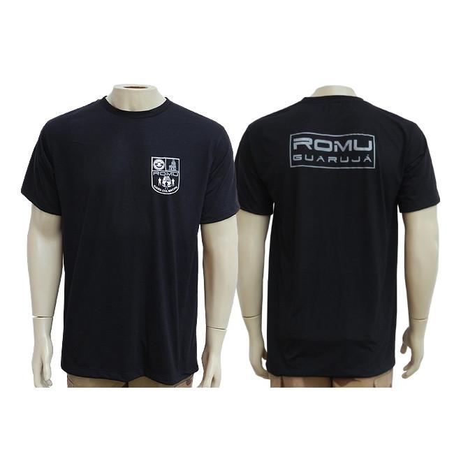 ec6a04f7d5 Camiseta Romu - Militar Brasil - artigos militares