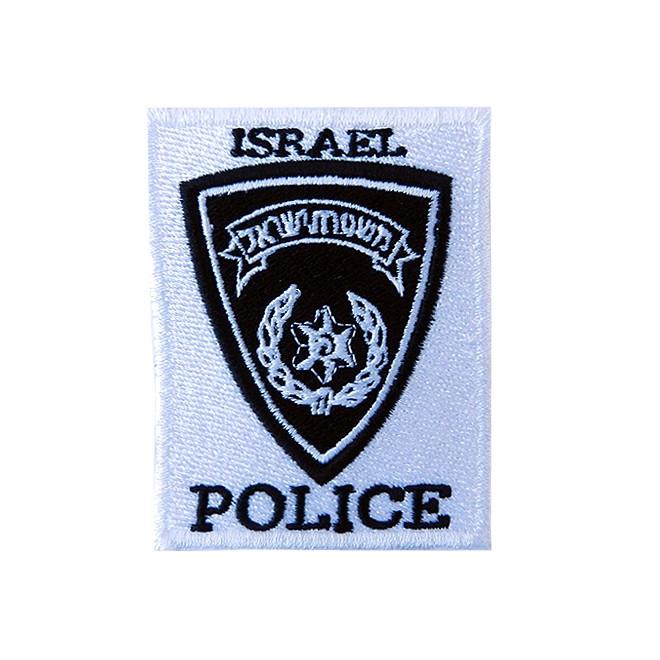 Bordado Israel Police Grande