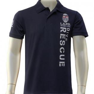 Camisa Polo LA Scuba Team