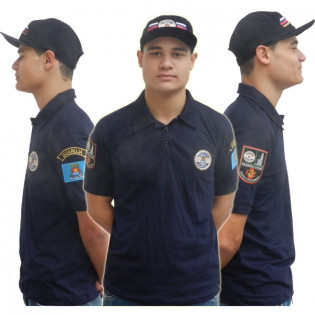 Camisa GCM Canil