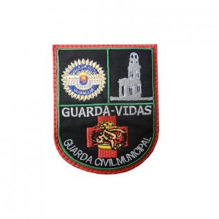 Bordado Guarda Vidas GCM Guarujá