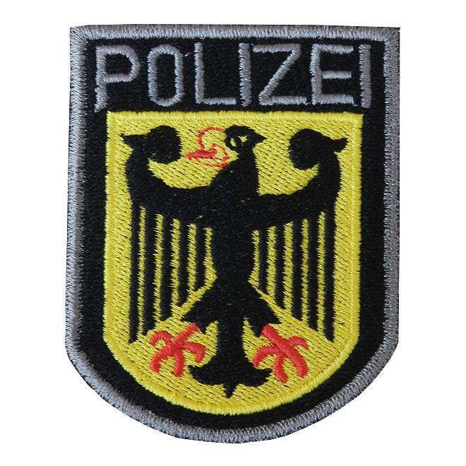 Bordado Polizei