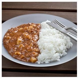 Ração Militar Pronta - Carne Bovina Moída com Batatas (250g) + Arroz (150g)