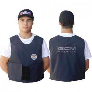 Capa de Colete GCM - Azul Noite