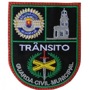 Bordado Guarda Transito