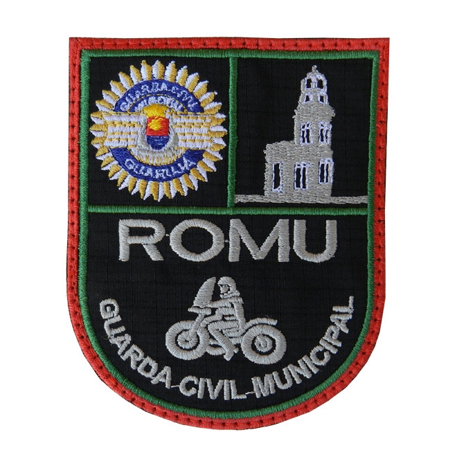 Bordado GCM Romu Moto