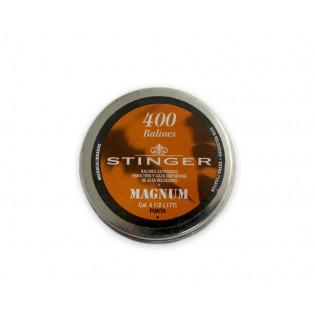 Chumbinho Stinger MD Magnum CL 4,5 Lata...