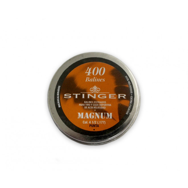 Chumbinho Stinger MD Magnum CL 4,5 Lata 400 unid