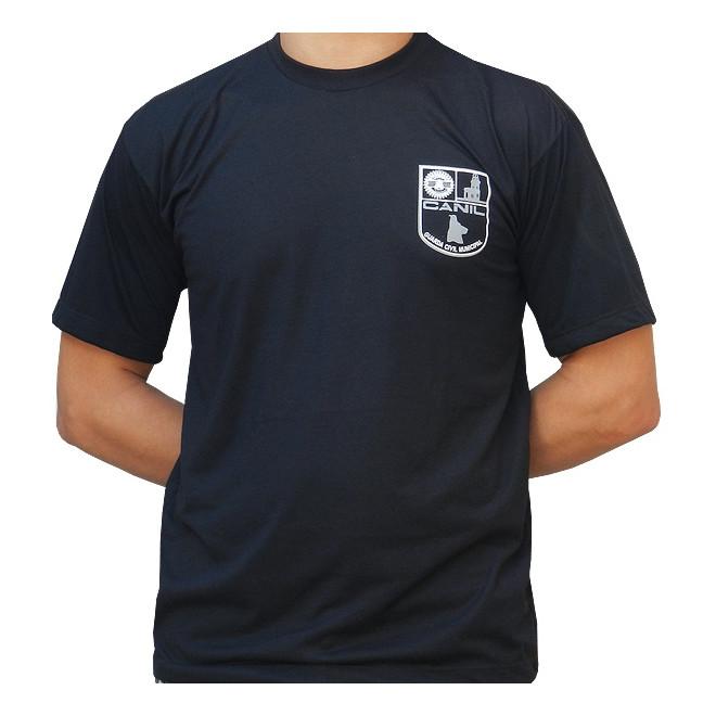 Camiseta Canil GCM Guarujá