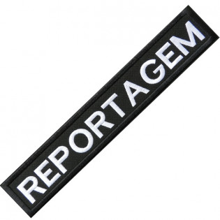 Bordado Tarja Reportagem