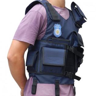 Colete Guarda Municipal Balneario Camburiu