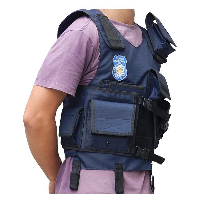 Colete Guarda Municipal - Azul Marinho