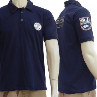 Camisa Polo GCM Guarujá CETP - Azul Noite