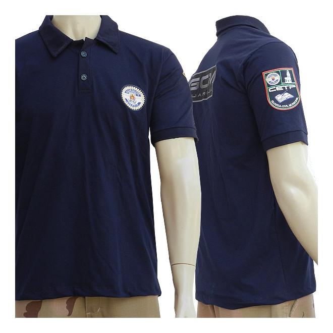Camisa Polo GCM Guarujá CETP - Militar Brasil - artigos militares ... ff8ecc8772703