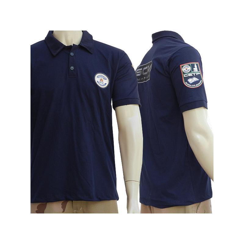 8d474688c8 Camisa Polo GCM Guarujá CETP - Militar Brasil - artigos militares ...