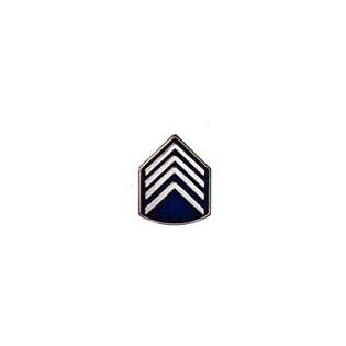 Dvisa de Gola Metal 2º Sargento PM