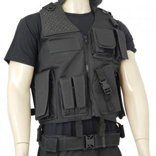 Colete Tático Policia Rodoviaria Federal - Preto