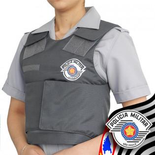 Capa para Colete PM de São Paulo Feminino
