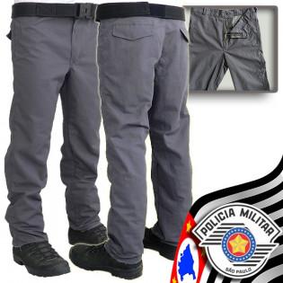 Calça Uniforme B4 Policia Militar São Paulo