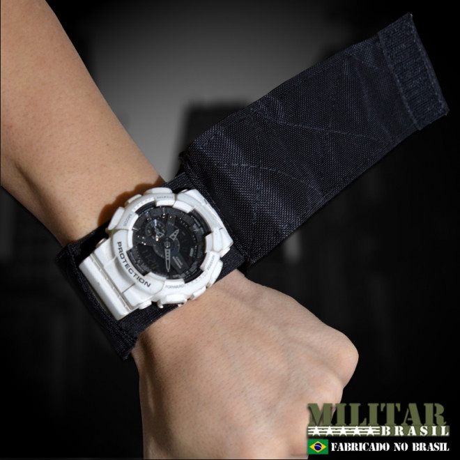 Protetor de Relógio - Preto