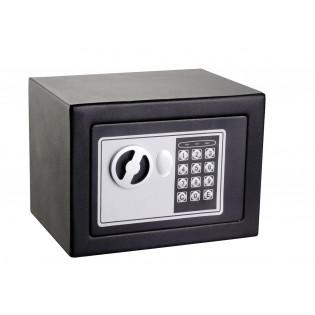 Cofre com tranca eletrônica 170x230x170mm